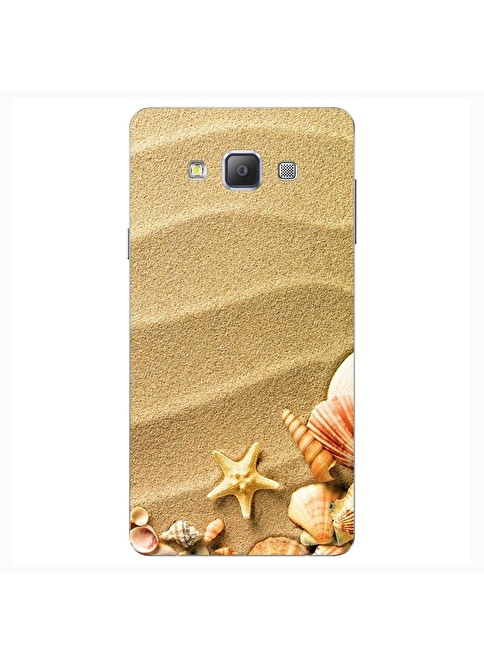 People's Cover Samsung A8 Kabartmalı Telefon Kılıfı Renkli